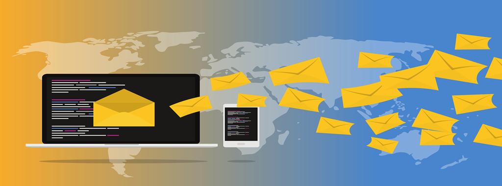 بازاریابی ایمیلی و پیامکی