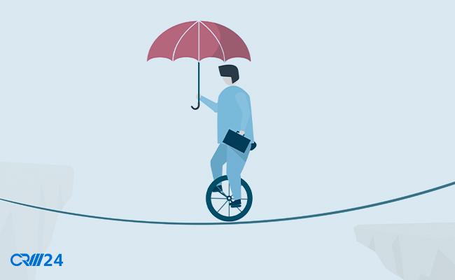 ریسک مشتری را کم کنید
