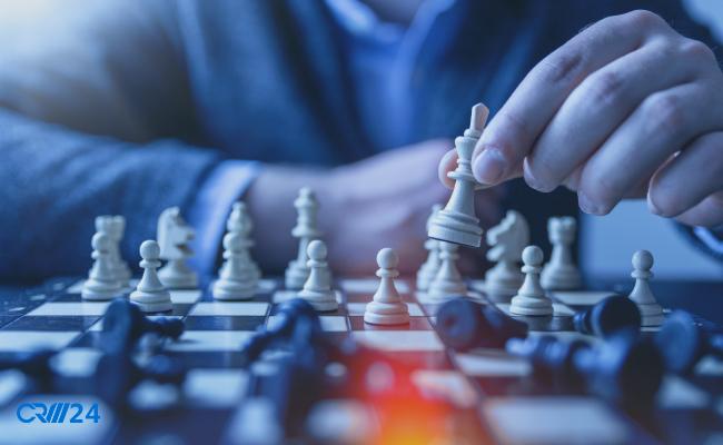 استراتژی و چشم انداز